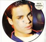 "EACH TIME (NICK KAMEN) - UK  12"" PICTURE DISC  (written  by Madonna)"